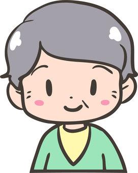 奶奶(普通)