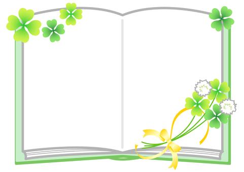 Spring Clover book