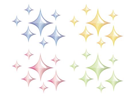 Glitter [shine]