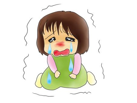 When sad