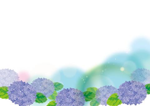 Background - hydrangea
