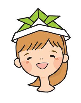 Children's day girl