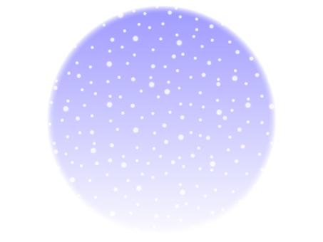 Winter sky 2 - 2