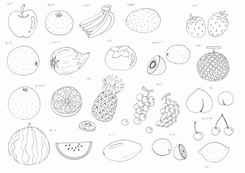 Pen fruit