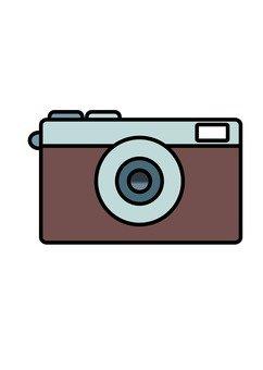 Camera (Brown)