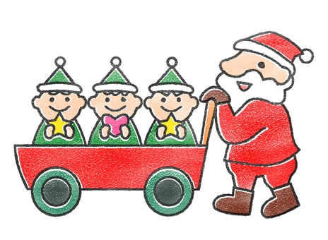 Santa nursery school 2