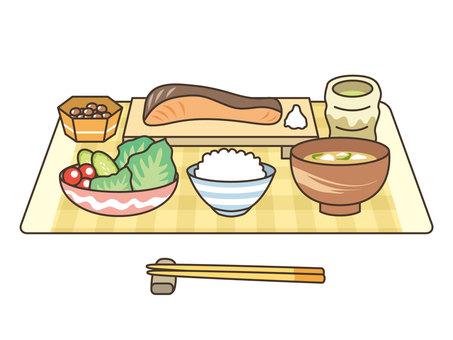 Food / Set meal