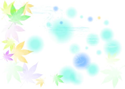 여름 단풍 2