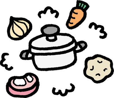 烹飪(鍋)4