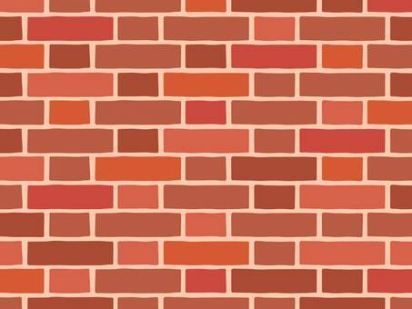 Red brick (bright joint)