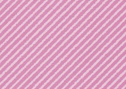 Nanaime striped purple
