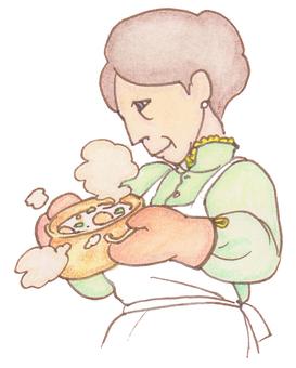 Granny's Handjob