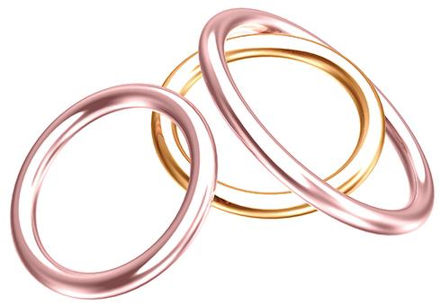 Ring (pink)