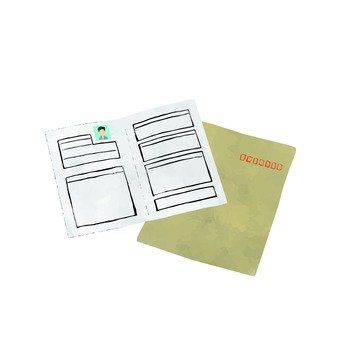 Envelopes and resume