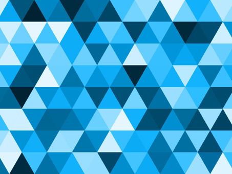 Triangle tile background (blue)