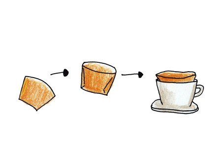 커피 끓이는 법 1