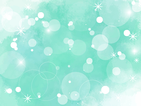 Soap bubble polka dot frame 2