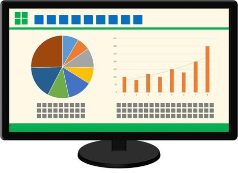 Display and presentation materials