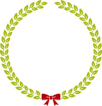 Laurel frame