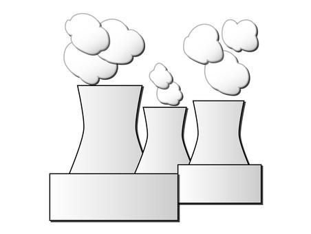 Nuclear power plant _ nuclear power plant