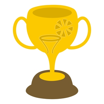 Trophy Cup 07 Basket