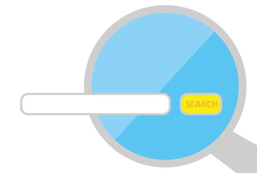 Search frame