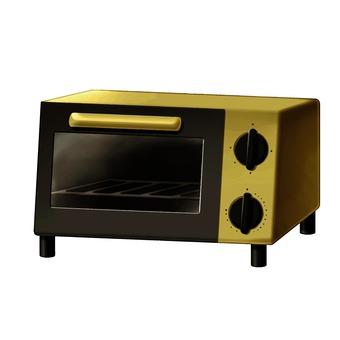 烤箱烤麵包機