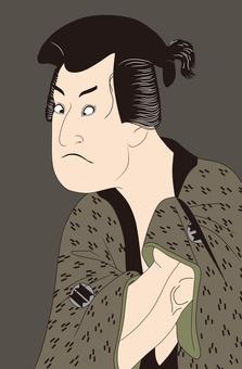 Sansei Sakata Hanzuguro's Fujikawa Seiton color