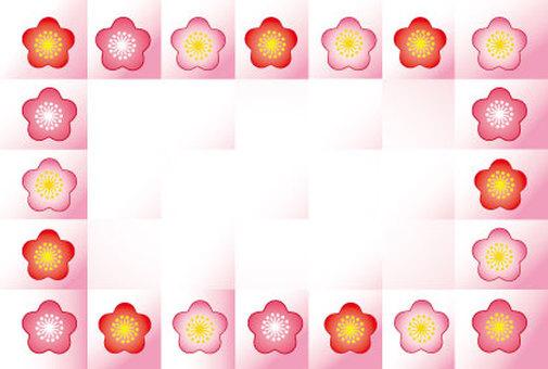 매화의 꽃 -02