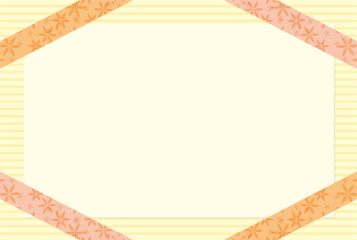 Spring color card simplex _ yellow