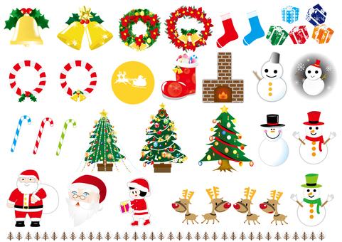 Christmas set 001
