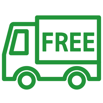 ac free shipping icon free green