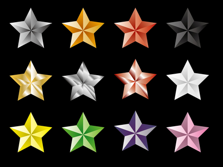 Three-dimensional stars