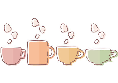 Illustration 4 of tea time together