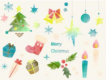 Рождественский набор ver 01