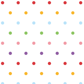 Dot Pattern Colorful 1