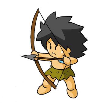 繩文人狩獵