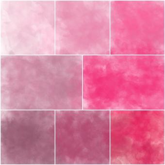 カラーパレット(ピンク)