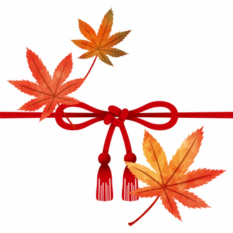 Senior Citizen's Day autumn leaves
