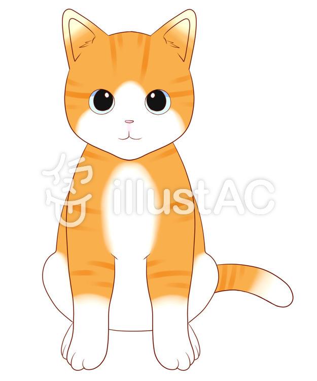 子猫イラスト No 516196無料イラストならイラストac