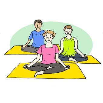 瑜伽課堂2