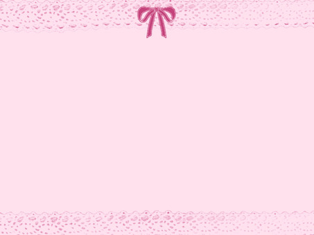 Pink ribbon background