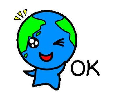 OK Earth