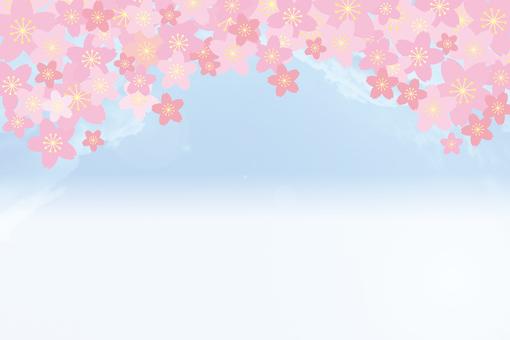 藍天和櫻花04