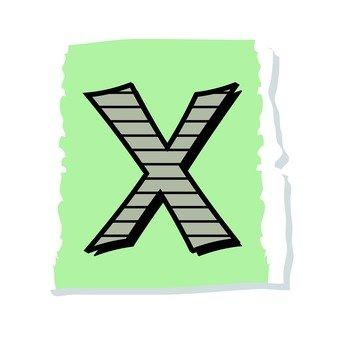 Font X