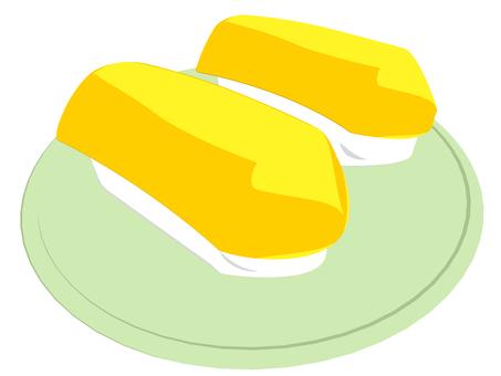Sushi (egg)