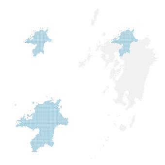도트 맵 후쿠오카 2