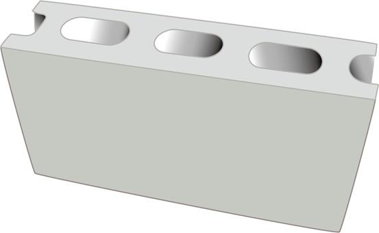 Cement block 01