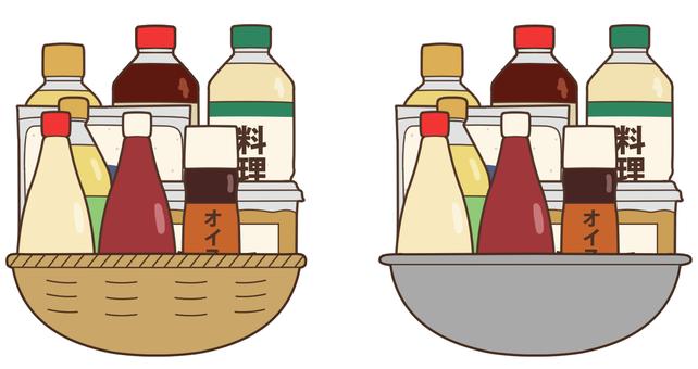 【Stuffing】 Seasoning (salt · soy sauce)