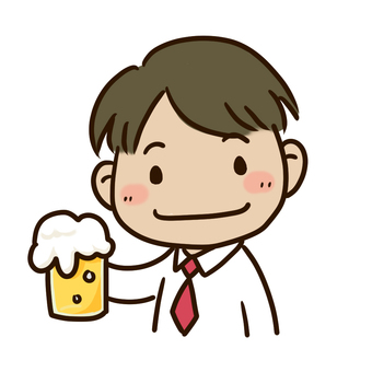 Salary man (Beer 1